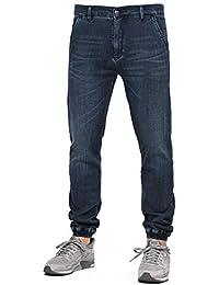 Reell Hosen – Jogger Pant blau/grau Größe: 33 Usa