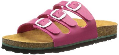 Lico BIOLINE, Damen Flache Hausschuhe, Pink (PINK), 39 EU (6 Damen UK)