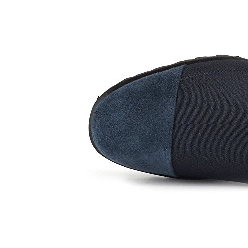 Chaussures Elia B, Mocassins Blue Blue Femme