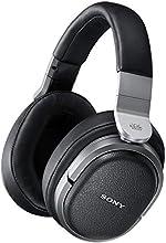 Sony MDR-HW700DS Cuffie TV Wireless Over-Ear, Audio Surround 9.1 Canali per Cinema, Gaming e Voce, Dolby Prologic Iiz, DTS Neo:X, Portata 30 Metri, Batteria fino a 12 Ore, Nero