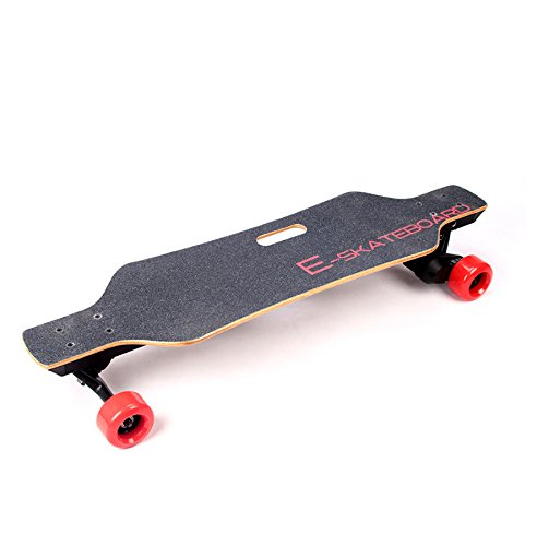 eljet Single Drive Electric Longboard, Gray, One size