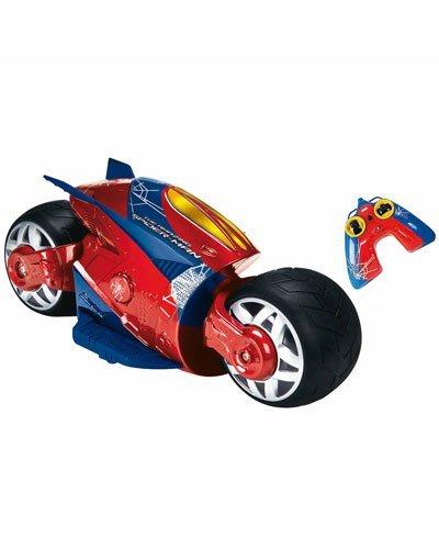 Majorette Moto téléguidée Amazing Spider-Man