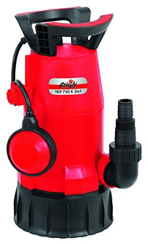 Schmutzwasser Elektromotor mit Überhitzungsschutz