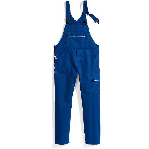 BP Arbeits-Latzhose Work & Wash - königsblau - Größe: 64