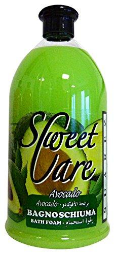 Sweet Care Bagno Avocado 1lt.–Schaumbad (Sweet Schaumbad)
