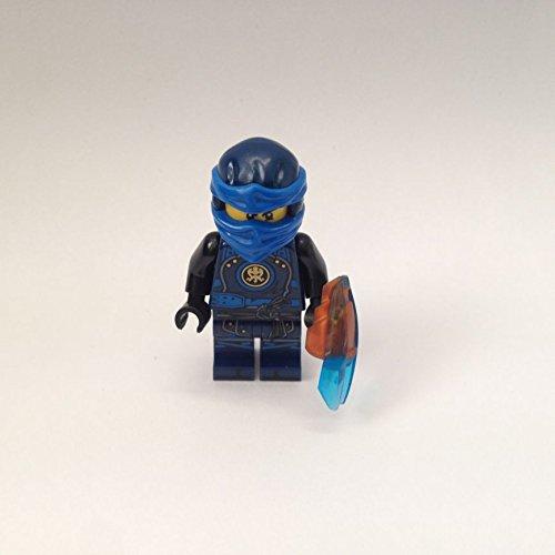 Preisvergleich Produktbild Lego Figur Jay -- Ninjago -- (aus Set 70622)