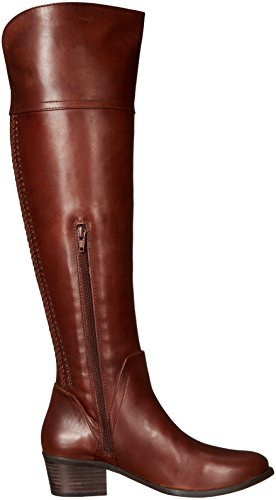 Vince Camuto Bendra Cuir Botte Russet