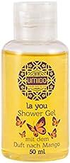 UMIDO Duschgel La You mit dem Duft nach Mango, Waschgel für Körper, Gesicht und Haare, sanfte Pflegedusche, 1 x 50 ml (4.) (9.)
