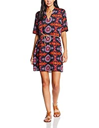 VERO MODA Damen Kleid Vmmaluvera 2/4 Short Dress Boo
