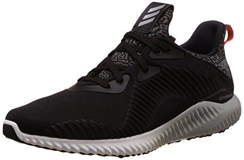 Adidas hombre 's AlphaBounce m minblu, Solred y shogrn corriendo zapatos