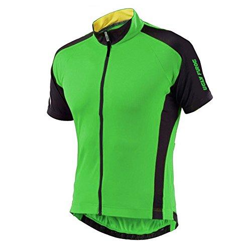 uglyfrog-uomini-traspirante-asciugatura-veloce-confortevole-maglia-manica-corta-top-full-zipper-h32