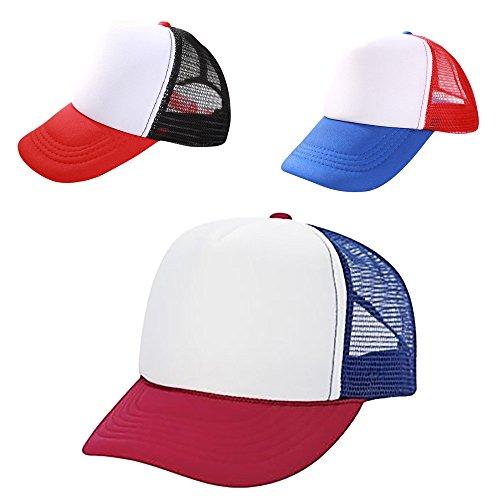 Imagen de  hombre beisbol algodón, sannysis  para hombre mujer sombreros de verano  de camionero de hip hop multicolor, talla única alternativa