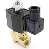 heschen Messing Elektrisches Magnetventil 2wk040–10PT 3/8AC 220V Direct Action Wasser Air Gas Normalerweise offen