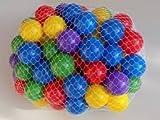 #4: 50 Pcs Baby/Kids Plastic/Colorfull/Swim/Tent/Pit/Play Balls Pack of 50 Balls.8cm Diameter