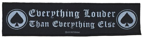 motorhead-everything-louder-superstrip-sew-on-patch-woven-20-x-5-cm