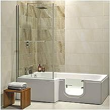 Suchergebnis auf Amazon.de für: badewanne mit tür und dusche - Hak