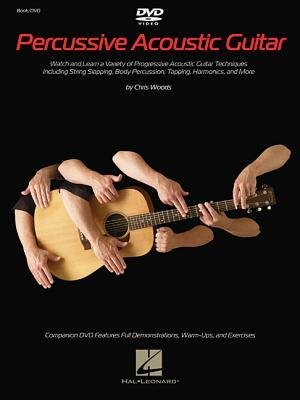 [(Percussive Acoustic Guitar)] [Author: Chris Woods] published on (May, 2013)