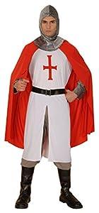 Rire et Confetti Ficmou007 - Disfraz de caballero cruzado Luxe para hombre (talla M)
