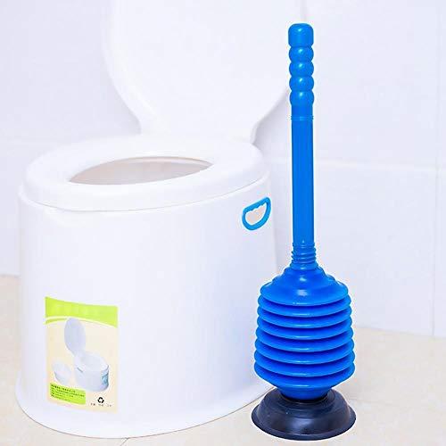 WXQDD dredge Toilettenkolbenpumpe Toilettenvakuumsauger Closetool Waschbecken Baggervorrichtung Badezimmer-Reinigungswerkzeug