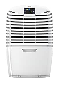 Ebac 3650e High Performance, Low Energy Dehumidifier with Air Purifcation Mode, 18 Litre Extraction, Free 2 Year Warranty