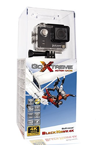 GoXtreme Black Hawk 4K Actionkamera - 2