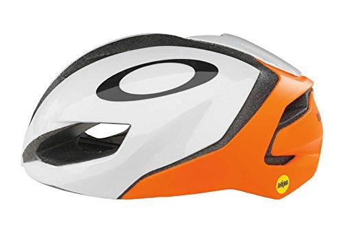 Oakley Aro5 Helmet Neon Orange White M