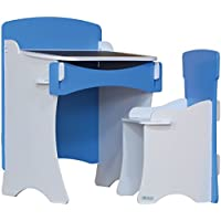 Kidsaw Kinder Desk and Chair (Blue)