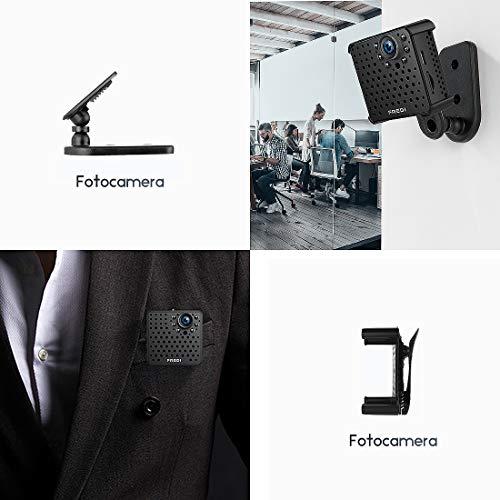 FREDI HD 1080P wireless ip telecamera spy cam mini telecamera videocamera wifi nascosta spia fotografica con movimento investigativo di sorveglianza sicurezza - 5
