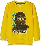 Lego Wear Jungen Sweatshirt Lego Boy Ninjago CM-73087, Gelb (Yellow 202), 104