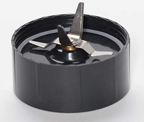 Ouken 1 Croce Lama di Ricambio per Il Magic Bullet frullatore spremiagrumi Mixer (1, Nero)