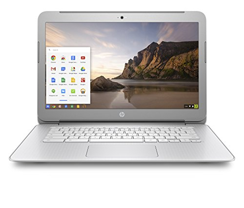 HP Chromebook 14-ak040nr SIlver White