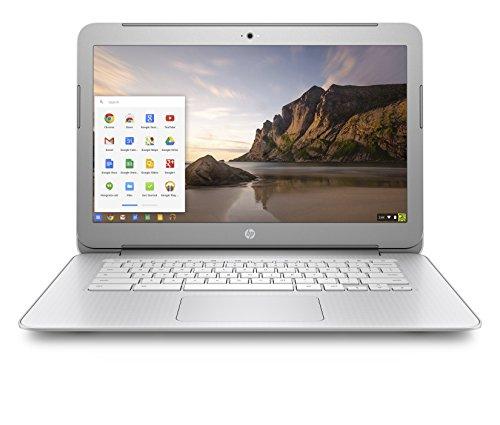HP Chromebook 14-ak040nr SIlver White