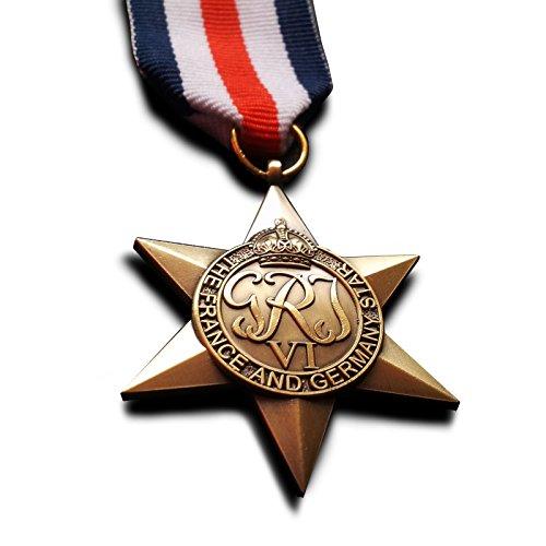 Frankreich und Deutschland star Militär Medaille Replik (Deutschland Militär-uniform)