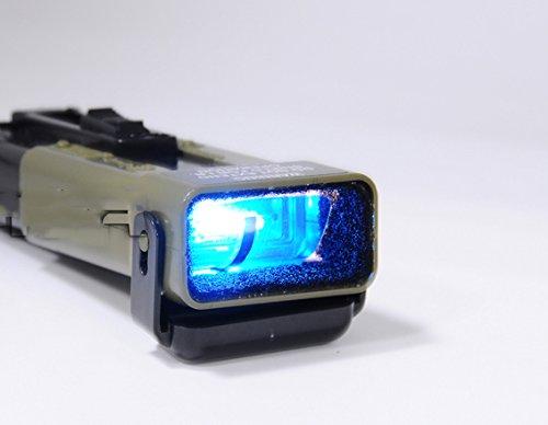 Tactique Airsoft MS2000 de Travail Stroboscopique Lampe de Poche Fonctionnel Angoisse Marqueur Sécurité Rescue S-LITE Casque Flash Leuchte