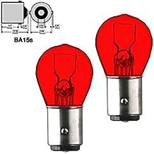 OSRAM Bremsleuchte Bremslicht Schlusslicht Glühlampe Glühbirne //// P21W //// BA15s