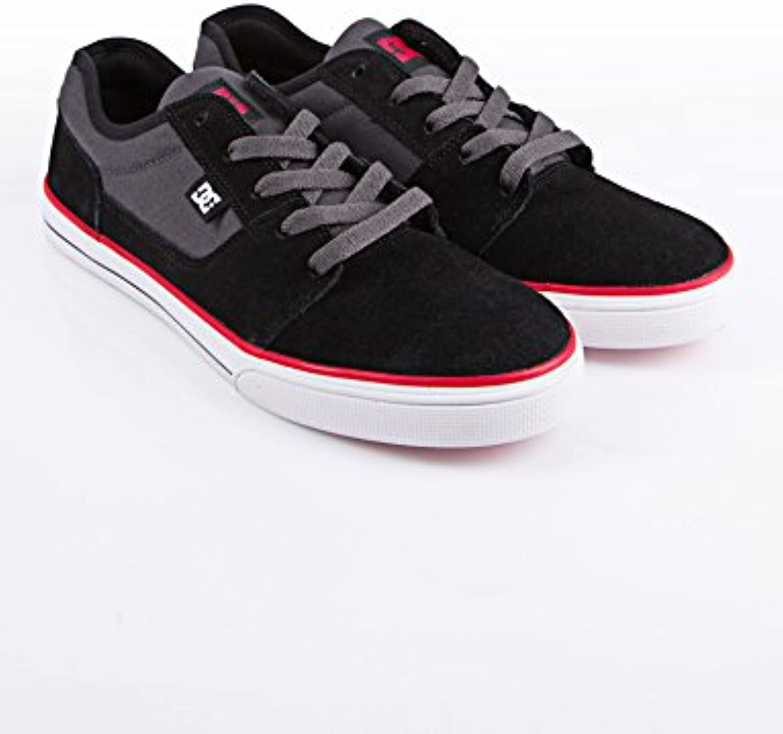 DC - Zapatillas de skateboarding para hombre Negro negro  -