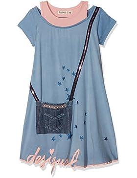 Desigual Mädchen Kleid Vest_baton