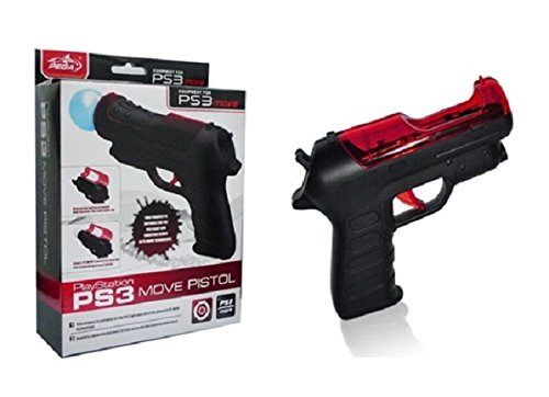 Desconocido PISTOLA PARA PS3 MOVE GUN PARA MANDO PS3