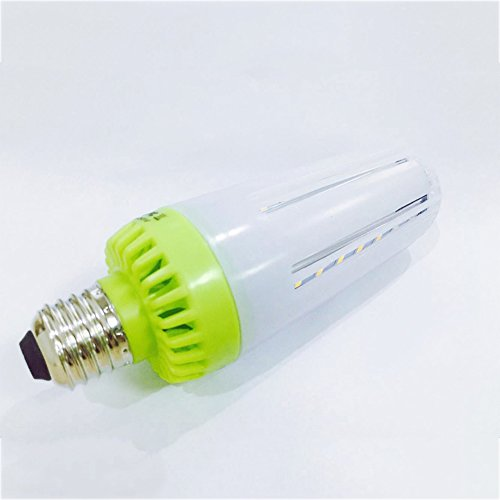 10w-kandelaber (OOFAY Corn Light@ E27 LED Mais Birne Beleuchtung 10W LEDs Leuchtmittel Maiskolben Warmweiß 6000K 2000Lm Ersatz 80-100W Glühlampe Dabei Sparen Sie Über 80% Stromkosten/10Er Pack [Energieklasse A+])