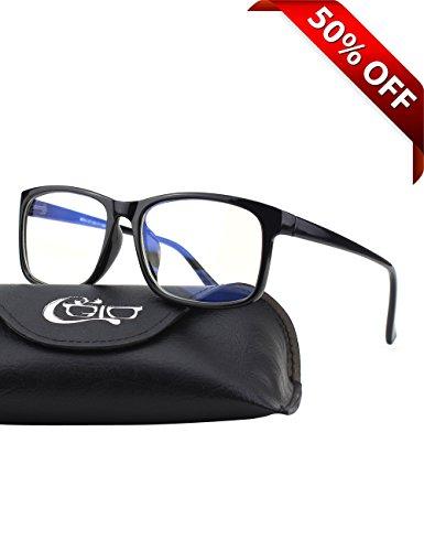 cgid-cy12-luz-azul-bloqueo-gafas-anti-Glare-fatiga-bloqueo-Cabeza-La-Fatiga-Ocular-gafas-de-seguridad-para-ordenadortelfono-Vintage-Rectngulo-negro-lente-marco-amarillo