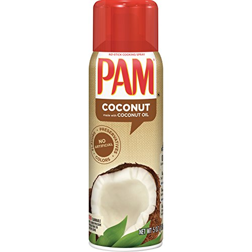 PAM Coconut Oil Kokusnuss Öl no sticking 141 Gramm