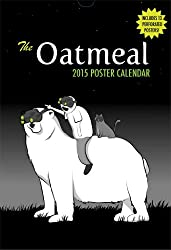 The Oatmeal 2015 Poster Calendar by The Oatmeal (2014-06-10)