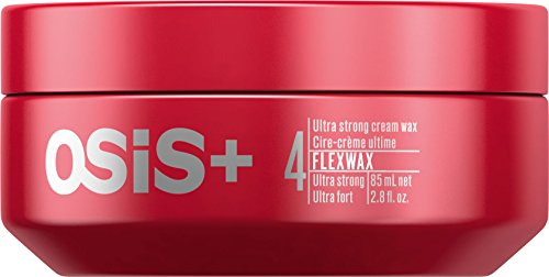 Schwarzkopf OSiS+ Flexwax ultra starkes Cremewachs, 1er Pack (1 x 85ml) Test