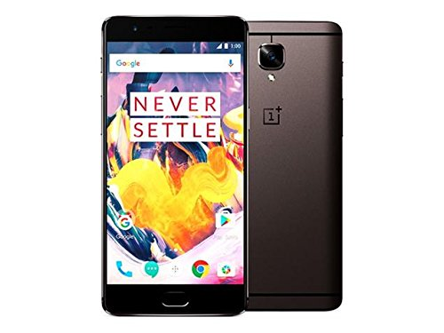 OnePlus 3T, 6GB RAM +ROM 64GB ROM 5.5 Pulgadas Qualcomm Snapdragon 821 Quad Core 2.35GHz 16.0 MP