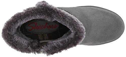 Skechers Plus 3-Belay Boot Charcoal