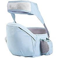 FOOBRTOPOO Portabebés Delantero y Trasero Portador de bebé Portador de bebé  de Moda Arnés para bebé 4ad00a657a8c