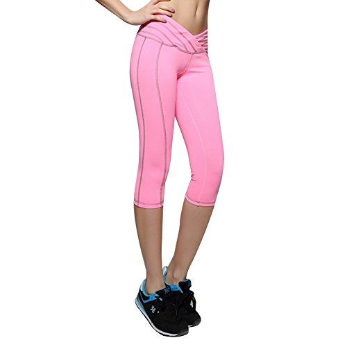 DaoJian Chaussures de sport pour femmes Rose