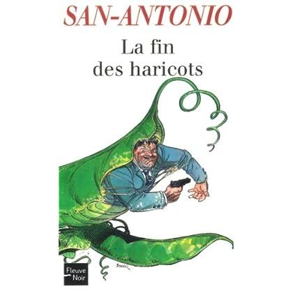La fin des haricots (SAN ANTONIO t. 44)