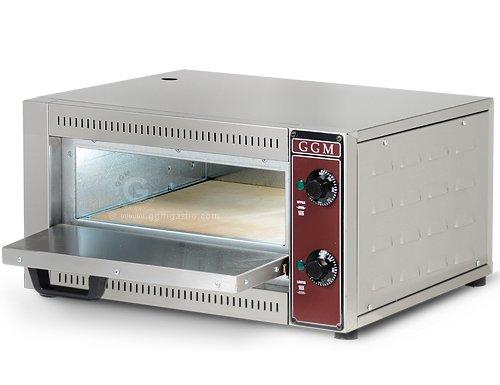 Profi Elektro Pizzaofen Flammkuchenofen Für 9 X Ø 35 Cm Pizzen Gastlando