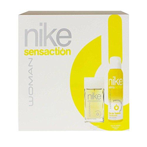Nike Woman Duft-Geschenkset EdT 50ml und Deodorant 150ml (Sensaction)